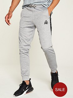 kings-will-dream-paton-jogger-grey