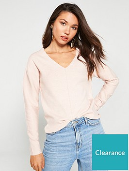 v-by-very-v-neck-skinny-rib-jumper-nude