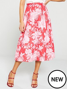 v-by-very-full-skirt--nbsppink-floral
