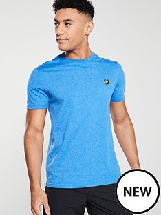 lyle-scott-fitness-martin-t-shirt-blue-marl