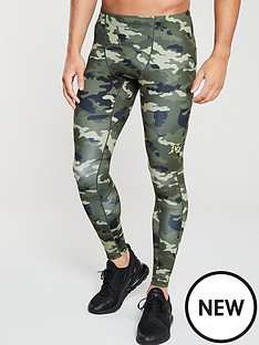 lyle-scott-fitness-running-leggings-green-camo