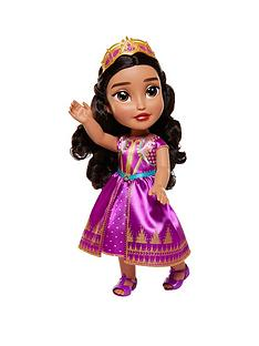 disney-aladdin-jasmine-my-first-toddler-doll-purple-dress