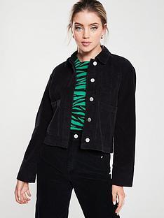 whistles-utility-cord-jacket-black