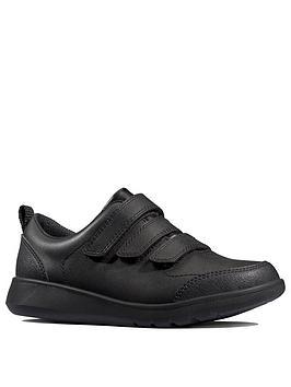 clarks-scrape-sky-strap-school-shoes-black