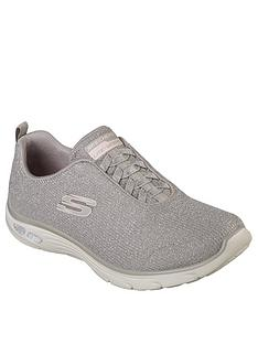 skechers-empire-dluxnbspburn-bright-trainers-taupe