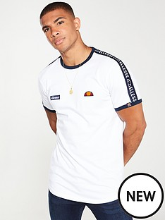 ellesse-fede-taped-t-shirt-white