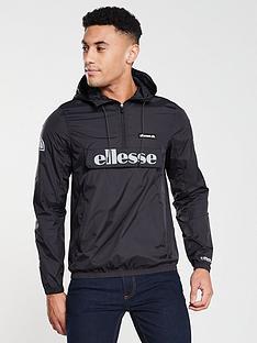 ellesse-sport-berto-2-overhead-jacket-black