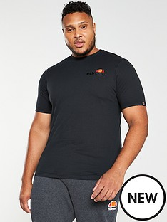 ellesse-plus-voodoo-t-shirt-black