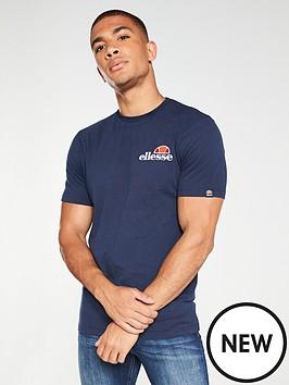 ellesse-voodoo-t-shirt-navy