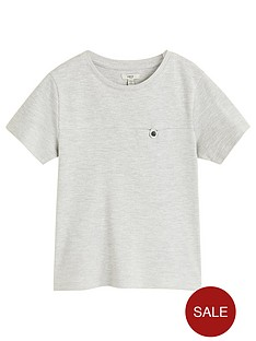 mango-boys-short-sleeve-textured-t-shirt-grey