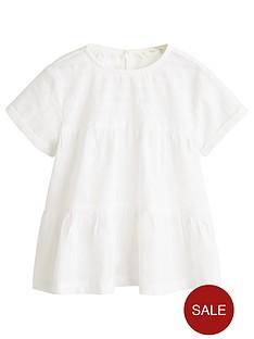 mango-girls-tiered-short-sleeve-blouse
