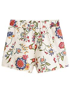 mango-girls-floral-lace-trim-short