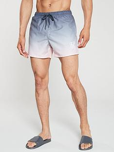 sik-silk-fade-swim-shorts-greypeach