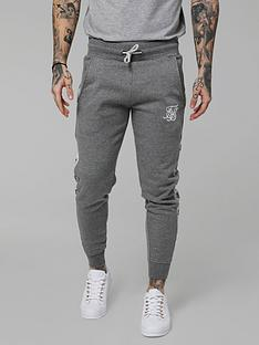 sik-silk-muscle-fit-jogger-grey