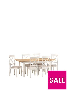 julian-bowen-davenport-150--nbsp189-cm-extending-dining-table-6-chairs