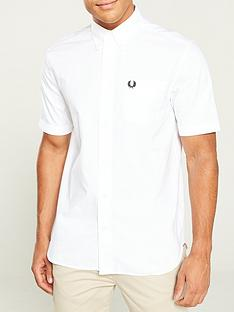 fred-perry-classic-oxford-shirt-white