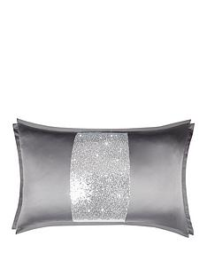 by-caprice-silver-bow-pillowcase-pair
