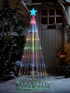 waterfall-led-indooroutdoor-christmas-tree-light
