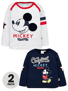 mickey-mouse-baby-boys-2-pack-tops-greynavy