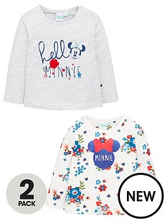 minnie-mouse-baby-girls-2-pack-tops-multi