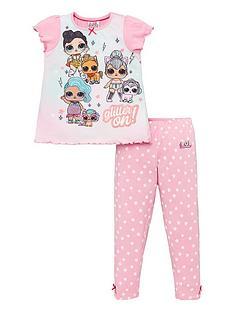 lol-surprise-girls-jersey-pyjamas-multi