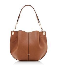 dune-london-derly-large-pleated-slouch-bag-tan