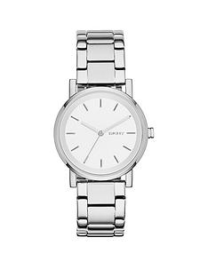 dkny-dkny-white-dial-stainless-steel-bracelet-ladies-watch