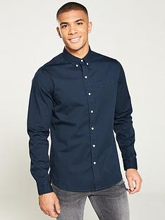 superdry-classic-twill-long-sleeved-shirt-navy