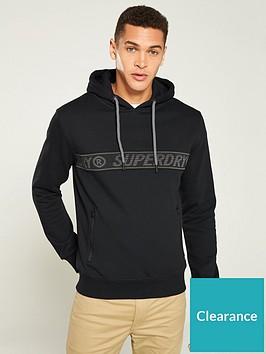 superdry-universal-logo-tape-hoodie-black