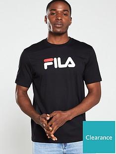 fila-eagle-logo-t-shirt-black