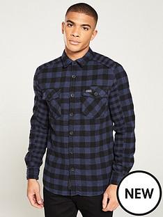 superdry-buffalo-flannel-long-sleeved-shirt-blackindigo