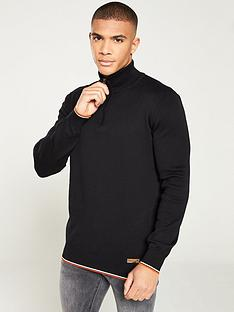 superdry-downhill-racer-henley-jumper-black