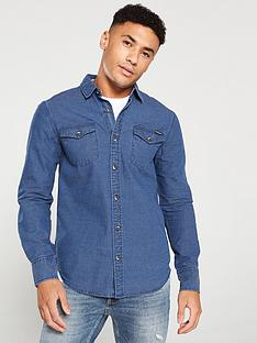superdry-resurrection-long-sleeved-shirt-blue