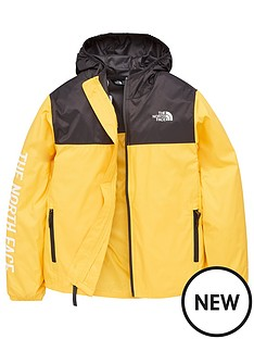 the-north-face-youth-reactor-wind-jacket-yellowgrey