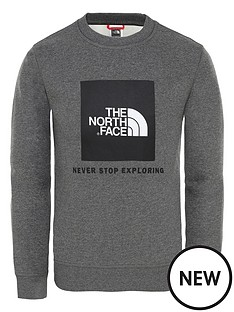 the-north-face-youth-box-crew-sweat-grey