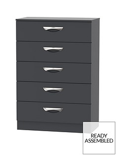 swift-canterbury-ready-assembled-5-drawer-chest