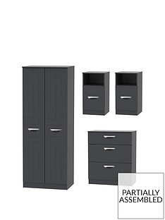 swift-canterbury-4-piece-ready-assembled-package-2-door-wardrobe-2-bedside-chests-and-3-drawer-chest