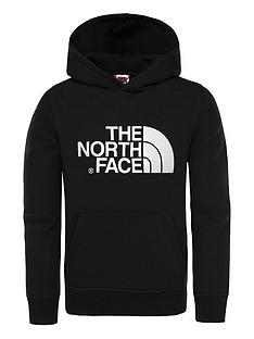 the-north-face-youth-drew-peak-po-hoodie-black