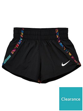 nike-girls-dry-sprinter-shorts-blackprint