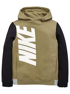 nike-sportswear-core-amplify-pull-on-hoodie-greenblack