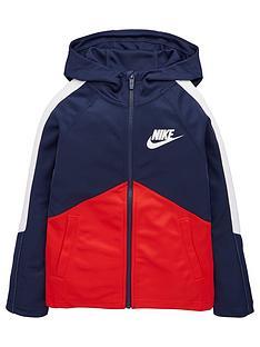 nike-childrens-nsw-jacket-navyred