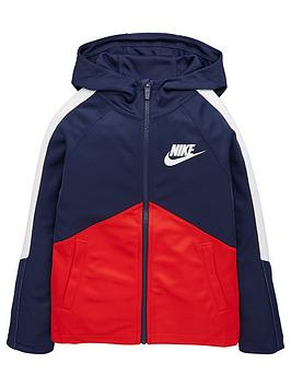 nike-childrens-nsw-jacket-navyred