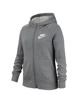 nike-nsw-girlsnbspfull-zip-hoodie-greywhite
