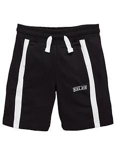 nike-air-kids-shorts-blackwhite