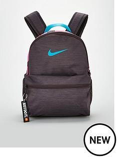 nike-childrens-brasilia-just-do-it-mini-backpack-greypink