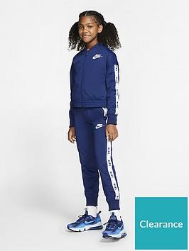 nike-sportswearnbsptricotnbsptracksuit-navywhite