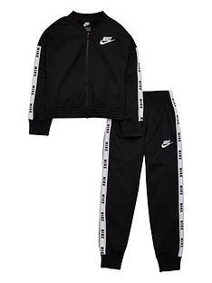 nike-sportswear-girlsnbsptricotnbsptracksuit-blackwhite