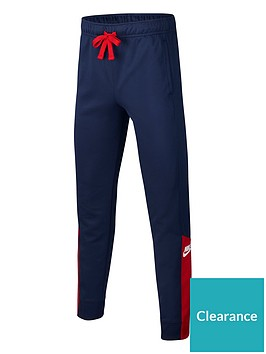 nike-sportswear-pants-navyred
