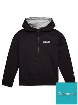 nike-air-half-zip-hoodie-black