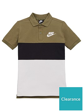 nike-nswnbspmatchup-colorblock-polo-shirt-greenblack